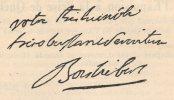 signature de Charles Deschampe de Boishébert