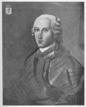 pottrai de Pierre de Rigaud de Vaudreuil de Cavagnial, marquis de Vaudreuil