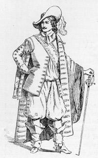 Faux portrais de Pierre de Gua de Monts