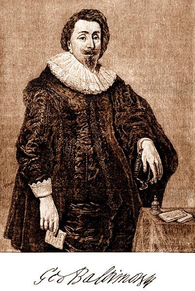 George Calvert - Lord Baltimor