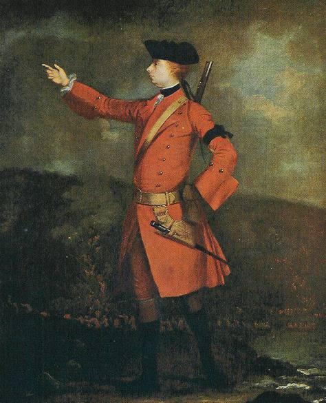 Général James Wolfe