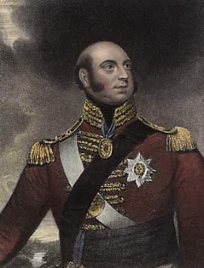 Portrai de Edward Augustus, duc de Kent et Strathearn
