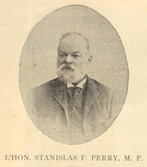 Photo Stanislas-François Poirier (Perry)