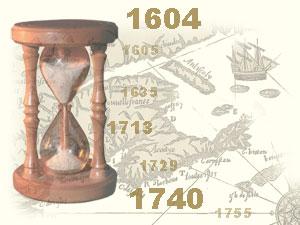 Image Chronologie 1604 à 1740