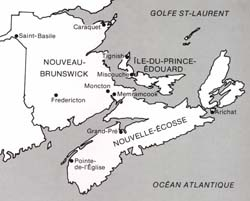 Carte des conventions national