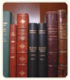 Image de vieux livres d'histoire Acadienne