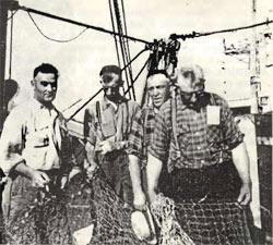 Pêcheurs acadien
