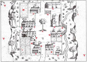 Image de l'Habitation de l'Ile Sainte-Croix