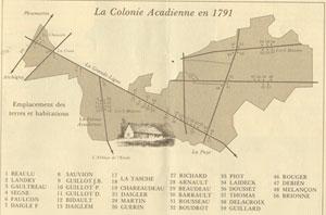 image de la ligne acadienne